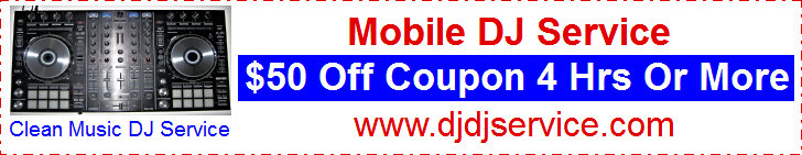 Atlanta DJ Services $50 Off Coupon